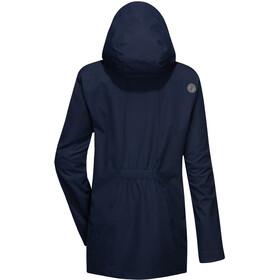 PYUA Blow S Chaqueta de 3 capas Mujer, navy blue